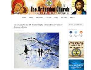 MTT at OCP Alyse Radenovic and Art: Remembering the Serbian Christian Victims of Bratunac in Bosnia